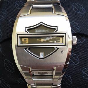 Harley Davidson Men's Bulova Watch